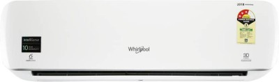 Whirlpool 1.5 Ton 3 Star BEE Rating 2018 Inverter AC  - White(3D COOL Purafresh Inverter 3S COPR, Copper Condenser) 1