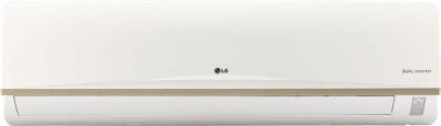 LG 2 Ton 3 Star BEE Rating 2018 Inverter AC  - White(JS-Q24AUXA1, Copper Condenser)