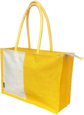 Foonty FDJWB4001 Shoulder Bag Yellow, 5 L Foonty Bags, Wallets   Belts