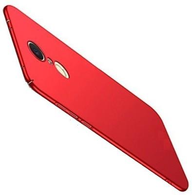 2Bro Back Cover for Mi Redmi Note 5 Red