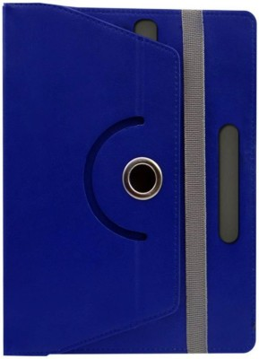 Cutesy Flip Cover for Asus ZenPad 8.0 (Z380KL)(BLUE, Cases with Holder)
