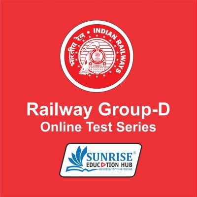 Sunrise Education Hub Railway Online Test(Online via Website)  available at flipkart for Rs.130