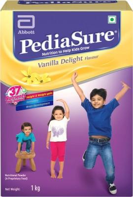 pediasure Vanilla Delight Refill Pack Nutrition Drink(Vanilla Flavored)  available at flipkart for Rs.1150
