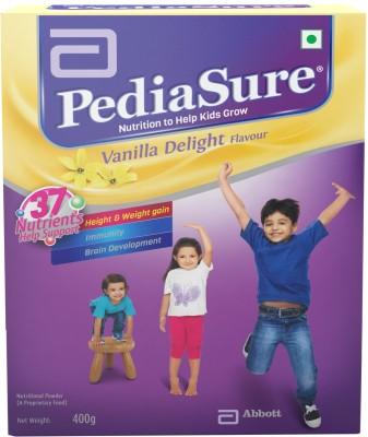 pediasure Vanilla Delight Refill Pack Nutrition Drink(Vanilla Flavored)  available at flipkart for Rs.510