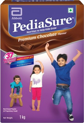 pediasure Premium Chocolate Refill Pack Nutrition Drink(Chocolate Flavored)  available at flipkart for Rs.1180