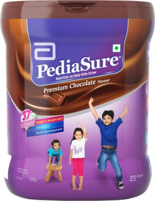 pediasure Premium Chocolate Nutrition Drink(Chocolate Flavored)  available at flipkart for Rs.300