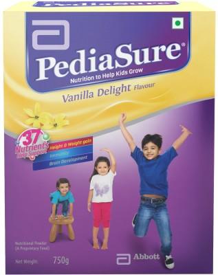 pediasure Vanilla Delight Refill Pack Nutrition Drink(Vanilla Flavored)  available at flipkart for Rs.910