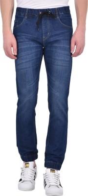 Ansh Fashion Wear Jogger Fit Men Blue Jeans