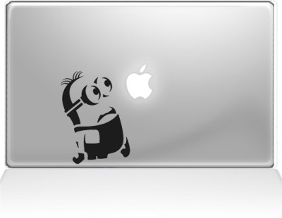 Hle Mactooz Macbook Minions Vinyl Sticker Laptop Decal 13.3 Hle Computer Peripherals