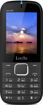 Lemon Lemo 207(Black & Blue)