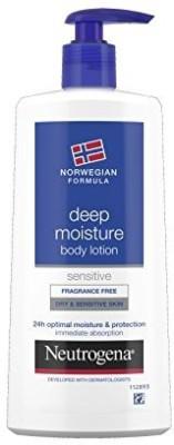 Neutrogena Norwegian Formula Deep Moisture Body Lotion (250ml)