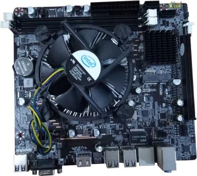 Zebronics H61 Board + In-i3 CPU + In Motherboard