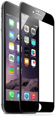 E-benzer Edge To Edge Tempered Glass for Iphone 8plus 5D Black color Tempered glass 5.50 inch