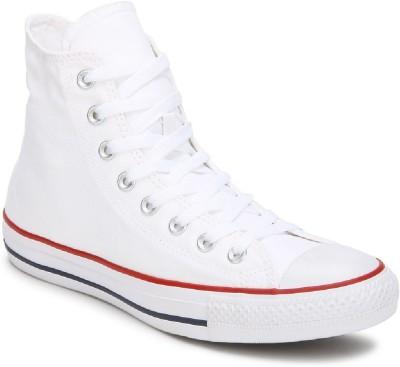 Converse Canvas Shoes For Men(White)