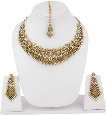 Styylo Fashion Alloy Jewel Set(Multicolor) at flipkart
