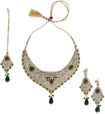 Ethnic Jewels Alloy Jewel Set(Multicolor)