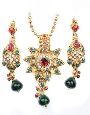 Amarsonns Jewels Alloy Jewel Set(Multicolor) at flipkart