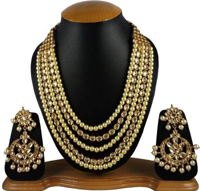Aradhya Stone Jewel Set