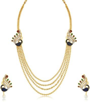 Sukkhi Alloy Jewel Set(Gold) at flipkart