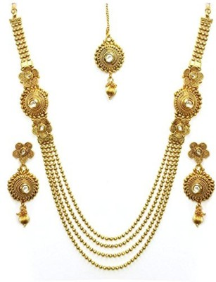 Sitashi Copper Jewel Set(Multicolor) at flipkart