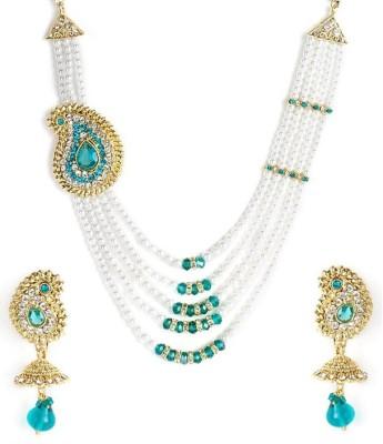 Jewels Guru Alloy Jewel Set(Multicolor) at flipkart