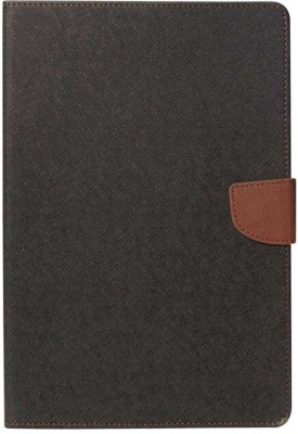 REYTAIL Flip Cover for Samsung Galaxy TAB S2 9.7'' / T810 / T815 Brown, Shock Proof, Silicon