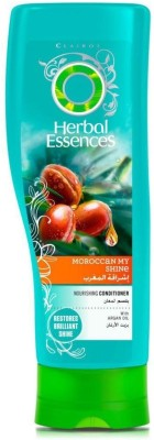 Herbal Essences Moroccan My Shiine Nourshing Conditioner(400 ml)