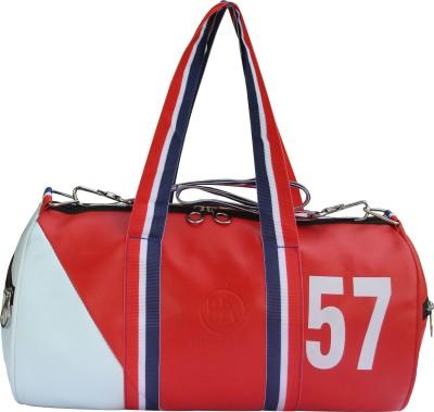 8258838033c8 -50%. Hyper Adam Leather Rite Premium Look Stylish Gym Bag 17 inch 43 cm  Travel ...