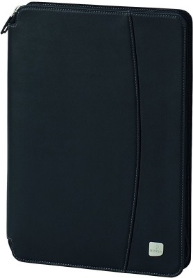 Swiza Paper Portfolio(Set Of 1, Black) at flipkart