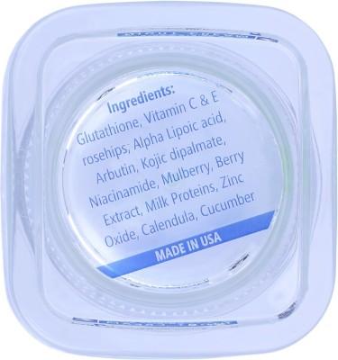 Dr. James Advanced Glutathione Formula Skin Whitening Cream (Made In USA) - Night Cream(30 g)