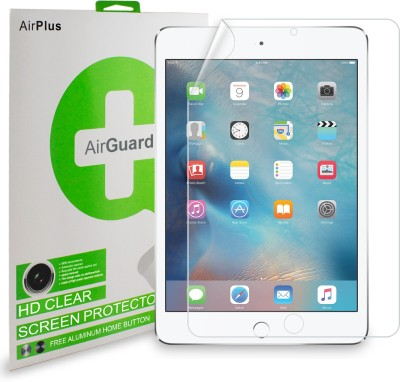 Air Case Screen Guard for Apple iPad Mini 4 (Set of 3)