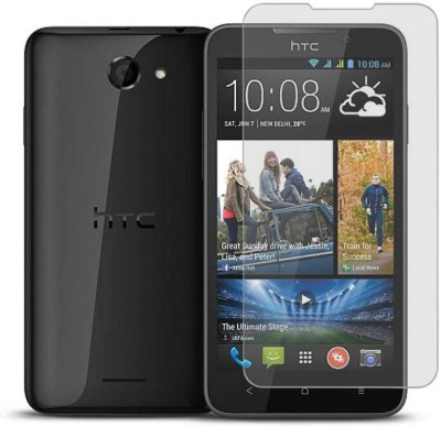 EASYBIZZ Tempered Glass Guard for Htc Desire 516