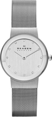 Skagen 358SSSD Classic  Watch For Unisex