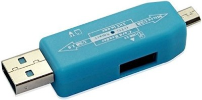 Etake 3 in Card Reader(Blue)