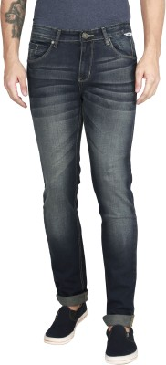 Raa Jeans Slim Men's Blue Jeans
