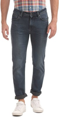 Nautica Regular Men Grey Jeans