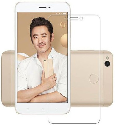 GS SMART Tempered Glass Guard for Mi Redmi 4(Pack of 1)