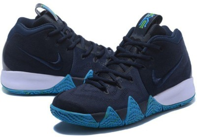 100% authentic 2fb2a f602e Nike shoes Kyrie 4 Basketball Shoes For Men(Navy)