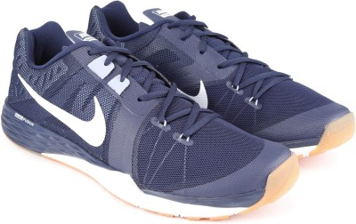 quality design d6bc4 0ba0c 25% OFF on Nike TRAIN PRIME IRON DF Training Shoes For Men(Blue, White) on  Flipkart   PaisaWapas.com