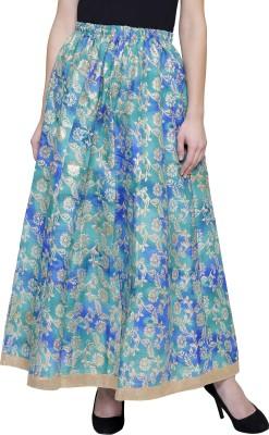 DAMEN MODE Printed Women Regular Multicolor Skirt