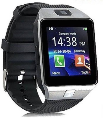 CELESTECH WS1 With SIM and 32 GB Memory Card Slot and Fitness Tracker Black Smartwatch(Black Strap Free Size)