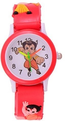 blutech new styles chota bheem watch for kids Watch  - For Boys  available at flipkart for Rs.170