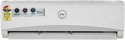 Godrej 1.5 Ton 3 Star BEE Rating 2018 Inverter AC  - White(GSC 18 AMINV 3 RWQM, Copper Condenser)