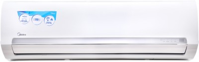 Midea 1.5 Ton 3 Star BEE Rating 2018 Split AC  - White(18K Santis Pro / MAS18SP3N8F0, Copper Condenser)