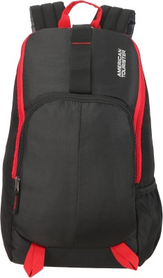 American Tourister Fit Pack Gym 21 L Backpack Red, Black