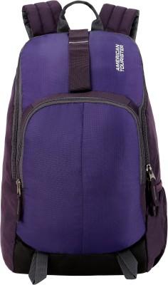 American Tourister Fit Pack Gym 21 L Backpack(Blue, Black)