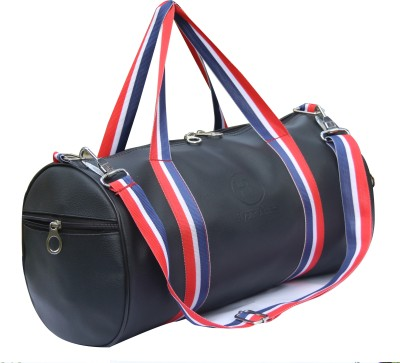Hyper Adam Leather Rite Trendy Stylish Gym Bag 17 inch/43 cm Duffel Without Wheels Hyper Adam Duffel Bags