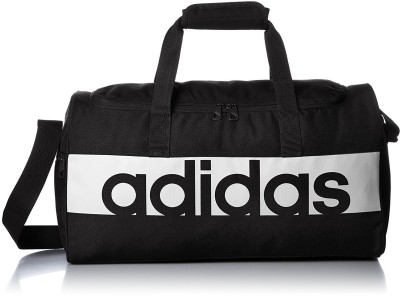 6% OFF on ADIDAS (Expandable) LIN PER TB S Travel Duffel Bag(Black) on  Flipkart  4b9ca9db162c5