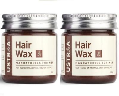 Ustraa Hair Wax- Pack of 2 Hair Styler