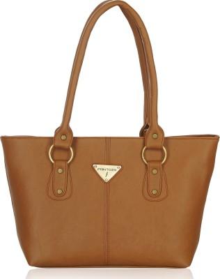 FANTOSY Women Tan Hand held Bag FANTOSY Handbags